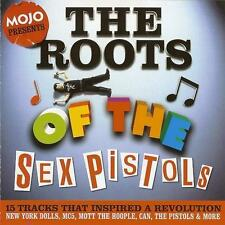 MOJO Roots Of The Sex Pistols 15-track CD Modern Lovers MC5 Peter Hammill Can