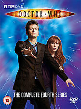 Doctor Who DVD Boxset - THE COMPLETE FOURTH SERIES (david tennent)