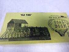 -Fine Scale Miniatures Ho Old Time Coaldock -Craftsman Kit