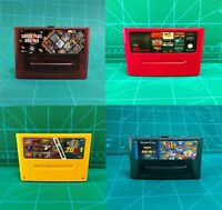 New Greate Games For Super Nintendo SNES EUR Version Game Cartridge Best Games