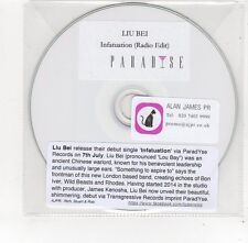 (FE633) Liu Bei, Infatuation - DJ CD