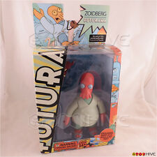Futurama Dr. Zoidberg series 1 figure made by Toynami robot devil part open used