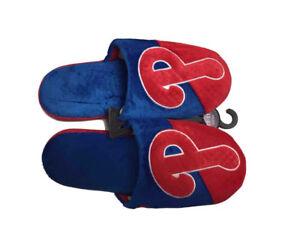 Philadelphia Phillies Men's Colorblock Slide Slippers
