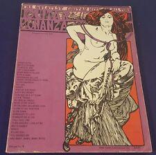1960's Guitar Bonanza by ERNIE BALL Sheet Music Song Book West Coast Pub. PCM