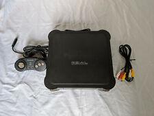 Panasonic 3DO FZ-1 R.E.A.L. Console Launch Edition System. 240p A/B mode switch