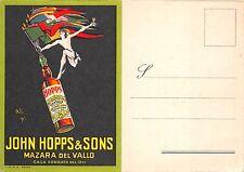 1787) VINO MARSALA JOHN HOPPS & SONS, MAZARA DEL VALLO.