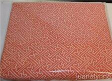 RALPH LAUREN Villa Camelia Fretwork FABRIC NEW