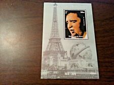 Elvis Presley Souvenir Sheet  Guinea MNH