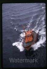 1969 kodachrome photo slide Pilot boat  Karlskrona   Sweden
