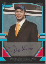 Carlos Delfino 2003 Topps Bowman Signature autograph auto card 73 /1250