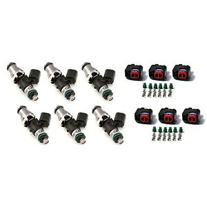 INJECTOR DYNAMICS ID1700X 1725CC SET FOR 01-12 PORSCHE 911 TURBO/GT2 996TT/997TT