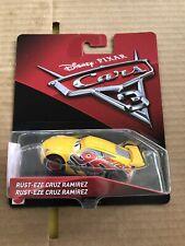 Mattel Disney Pixar Cars 3 RUST-EZE CRUZ RAMIREZ Car