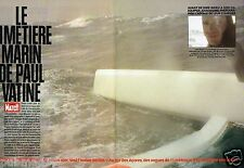 Coupure de Presse Clipping 1999 (10 pages) Le Cimetière Marin de Paul Vatine
