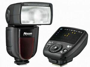 Nissin DI700A Blitzgerät / Blitz für Canon EOS Di 700 A mit Air Commander