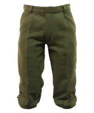 Country Classics Traditional Tweed Shooting Breeks Knee Length Plus 2