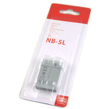 NB5L Battery For Canon IXUS 870 860 850 800 900 960 970 980 990 SX210 1120mAh