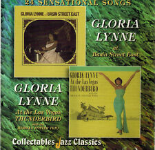 GLORIA LYNNE - At Basin Street East / At the Las Vegas Thunderbird (CD 1997)