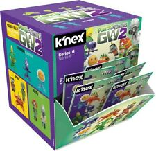 K'NEX Plants vs. Zombies GW2 Series 6 Mystery Minis Blind Box [48 Packs]