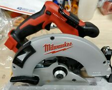 Milwaukee 2631-20 18V Brushless 7-1/4 in. Circular Saw (Tool Only) New FREE SHIP