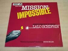 Ex -!!! Lalo schifren/Misión: imposible/1967 Dot Tv Banda Sonora Lp/Reino Unido problema