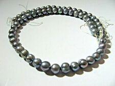 1 Filo Perle Coltivate di Acqua Dolce 7mm. , lunga cm.40