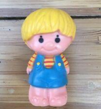 Vintage 1970s Tree Tots Figure Chip Boy Son Figure Blonde EUC
