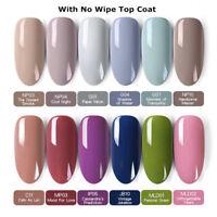 BORN PRETTY 6ml Soak Off UV Gel Polish Morandi Glossy Nail Art Gel Varnish Decor