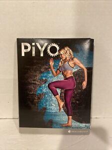 Beachbody PiYo Chalene Johnson Define Yourself DVD Workout 3 DVD Set + More NIB