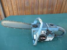 "Vintage HOMELITE XL-1 Chainsaw Chain Saw with 12"" Bar"