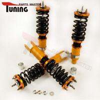 Tunign Damper Adjustable Coilovers For 1996-2000 Honda Civic EK2-EK9 EJ6-EJ9 EM1