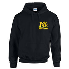 Ali-a Hoodie adults lots of sizes and colours Gold