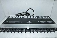 Behringer . Composer Pro . Audio Interactive Dynamic Processor  . Model MDX-2200