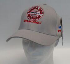 NWT Circle Bar Hotel RV Park Racing Baseball Cap Hat Flex Fit Ozona Texas L-XL