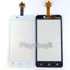 New Replacement Touch Screen Digitizer Glass Lens for BQ Aquaris 4.5 White