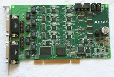 Lynx Studio Technology AES16 SRC PCI Card. Multi-channel AES/EBU Audio Interface