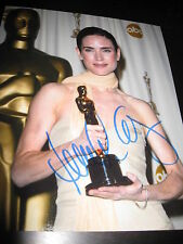JENNIFER CONNOLLY SIGNED AUTOGRAPH 8x10 PHOTO OSCAR TROPHY BEAUTIFUL MIND COA X4
