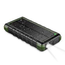 EasyAcc Powerbank 24000mAh Wasserdicht IP66 Outdoor Solar Akkupack USB C NEU