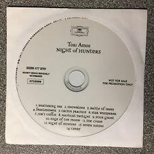 Tori Amos - Night Of Hunters. Promo CD (2011)