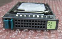 "Fujitsu Siemens 73Gb SAS 2.5"" 10k hot plug hard Drive + Caddy RX200 RX300 BX620"