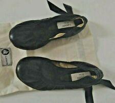 Lanvin chaussures Femme Ballerine classique cuir de veau noir Neuf pointure 36.5