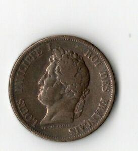 Colonie française 10 centimes 1841A louis Philippe I tb+