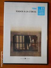 DVD 1994 - TODOS A LA CARCEL - EL CAMINO DE LA LIBERTAD 17 - CAJA SLIM (Q5)