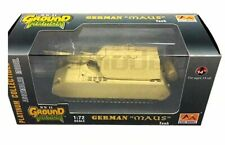 Easy Model German Maus Tank War Used 1/72 scale display model Tank 36206