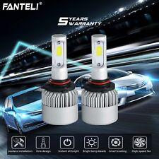1500W 225000LM LED 9005 HB3 9145 H10 Fog Lights Kit Bulbs White 6000K High Power