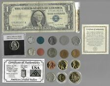 Silver Dollar Barber Mercury Liberty Indian Rare Old US Coin Collection Gold R66