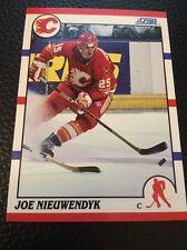 Joe Nieuwendyk  Flames 1990-1991 Score #30