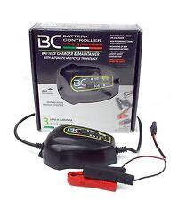 Chargeur batterie, BC K612 6V/12V 8 phases, Avec Maintien de charge Garantie 3An