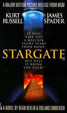 Complete Set Series Lot of 6 Stargate Movie Novels Rebellion Retaliation Sci Fi