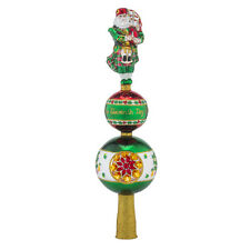 Christopher Radko - Piper Piping Finial - 12 Days of Christmas - Finial 1018565