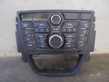 radio schakelaar Opel Meriva B CD300 1.4 74kW A14XER 152834